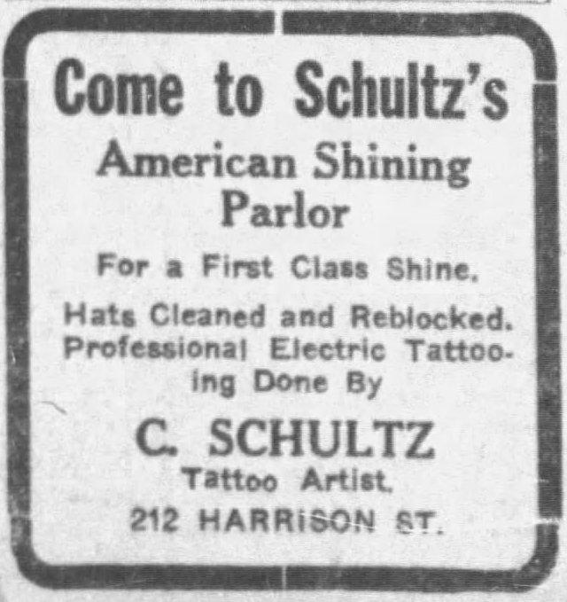 Quad-City Times , Davenport, Iowa, May 2, 1919.