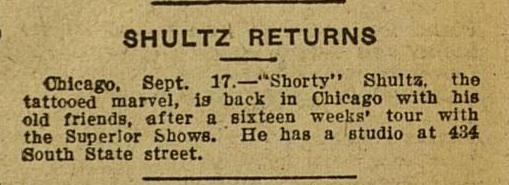 Billboard , Sept. 25, 1920.