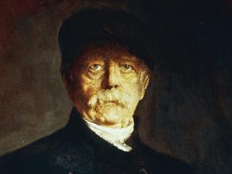 Otto von Bismarck (Bron: history.com)