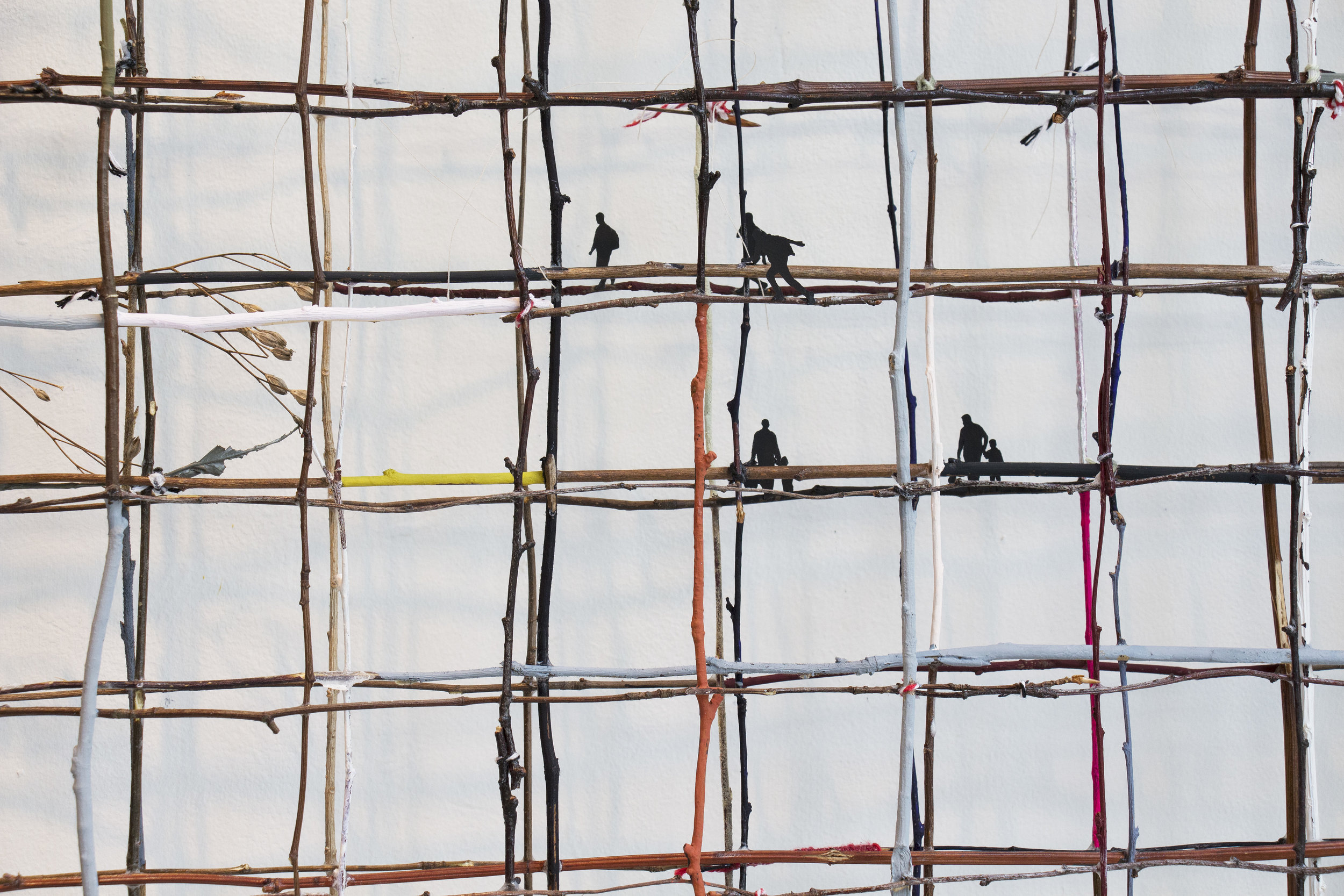 Detail van How Fragile We Are - Anita Groener