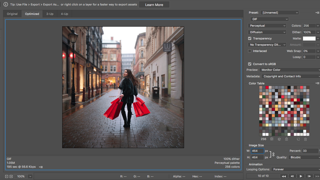 Screen Shot of photoshop process photo 16 - anna roberts photography.png