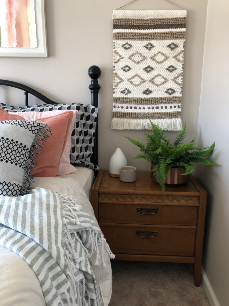 bedroom with modern bohemian look.png