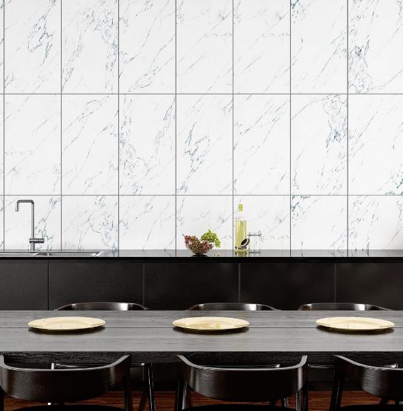 Panaro Bianco Ceramic Tile - Floor & Decor