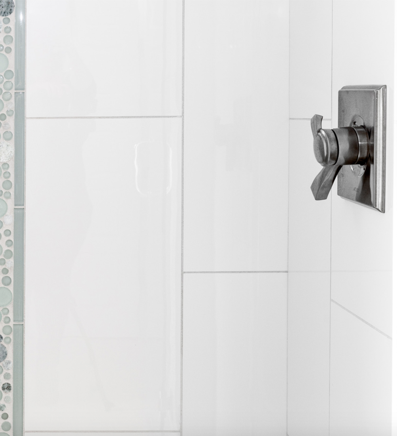 "Emser STYLE Pure White 12 x 24"" Matte Tile"