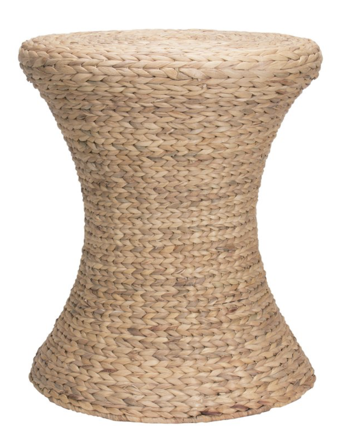 water hyacinth side table Serena and lily look for less