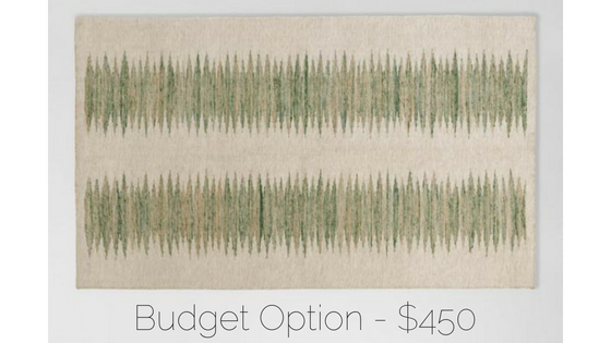 budget rug option