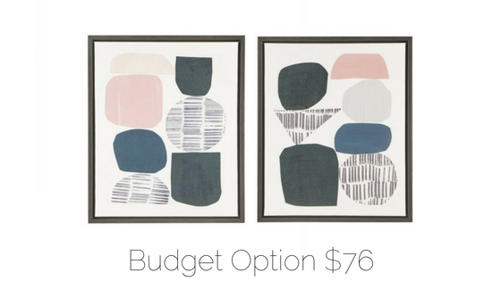 budget art option