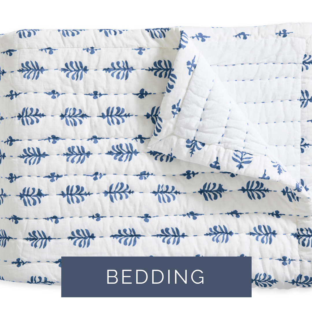 affordable cotton linen bedding
