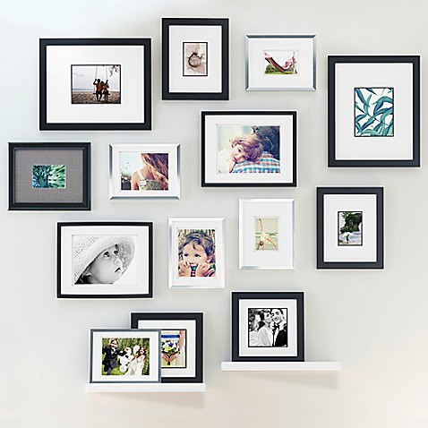 wall frames collection
