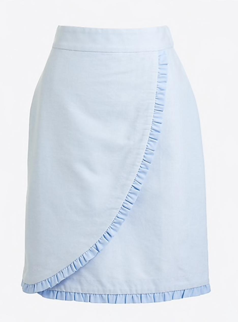 pencil skirt $15