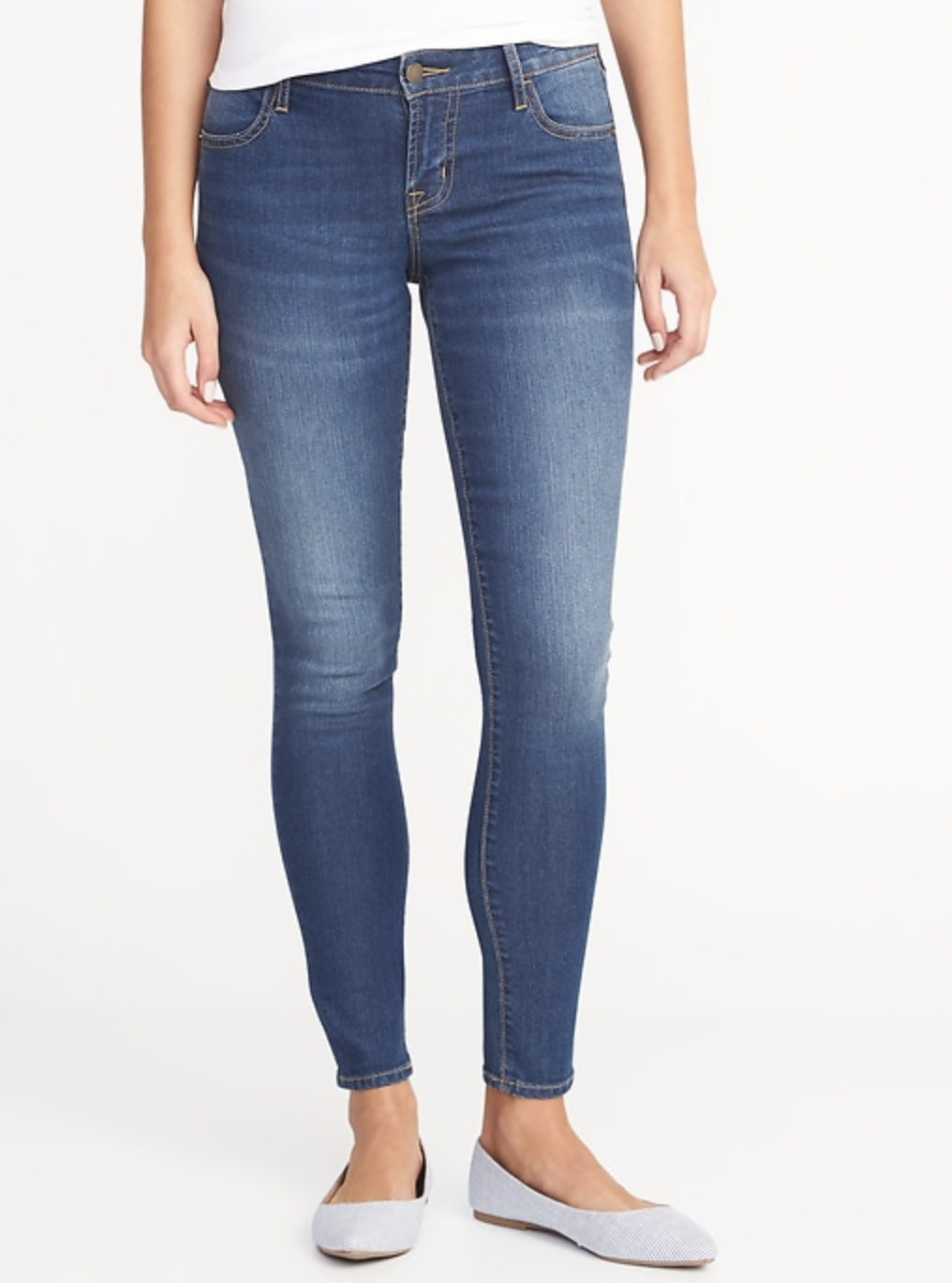 skinny ankle jeans $20