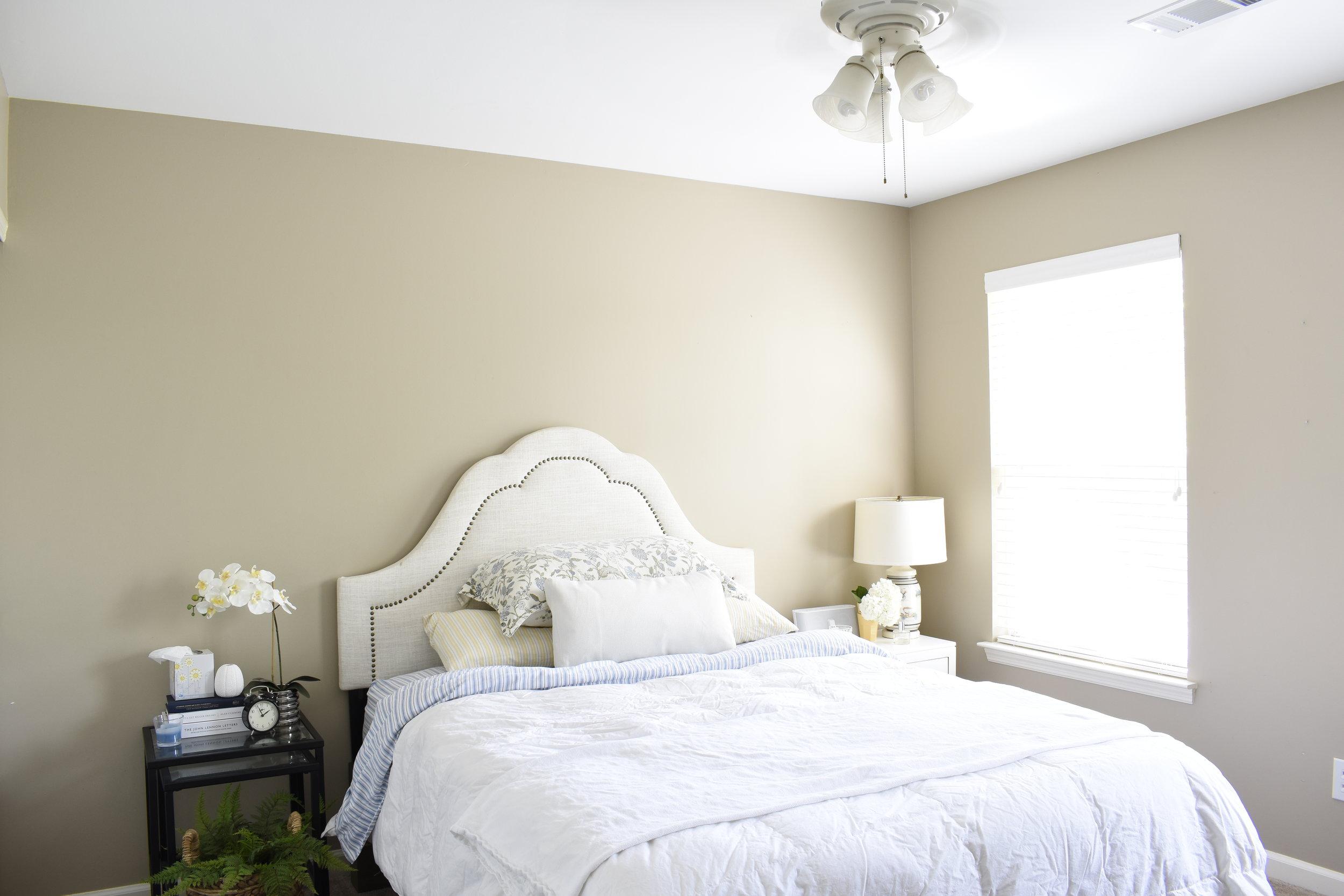 boring guest bedroom