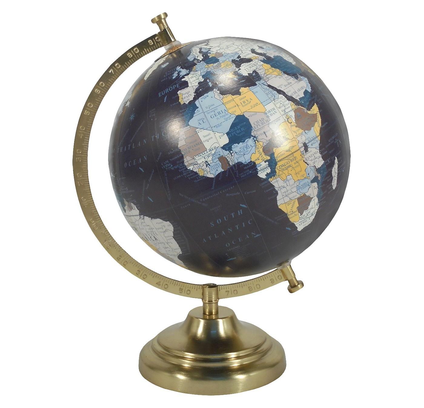 blue traditional home decor globe.jpg