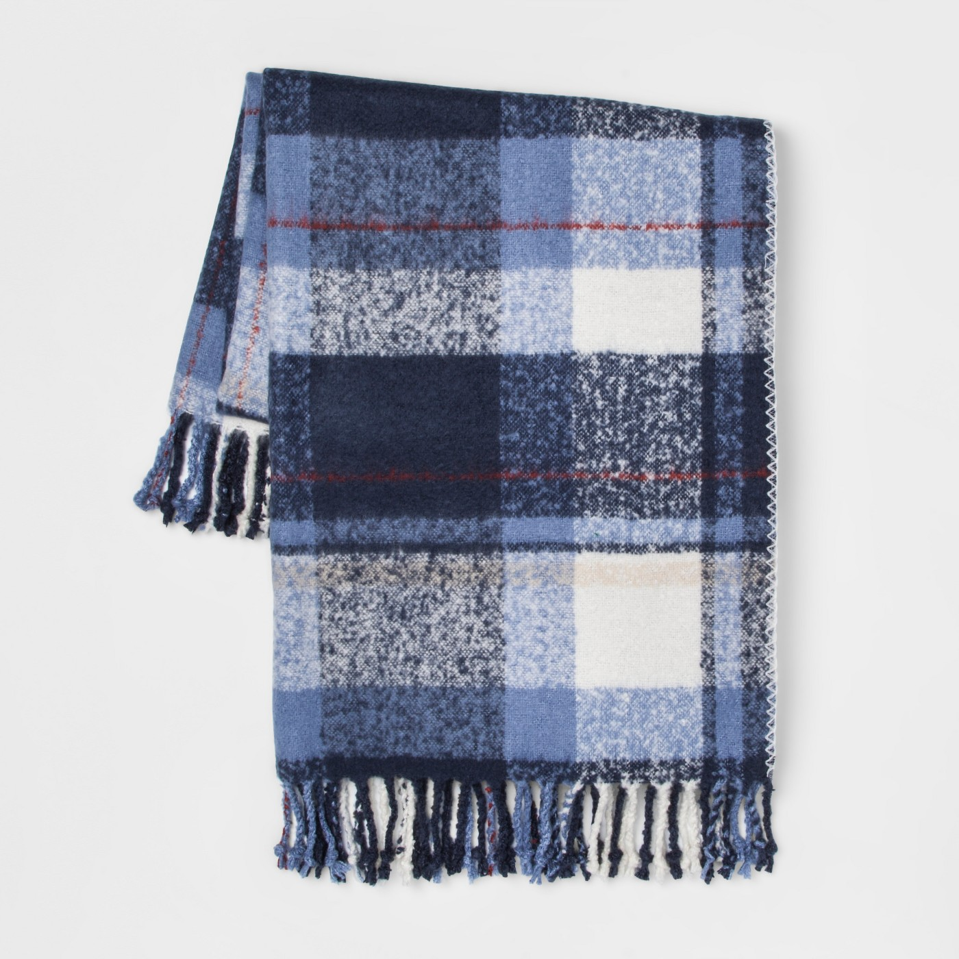 fall home updates - give me all the plush plaids