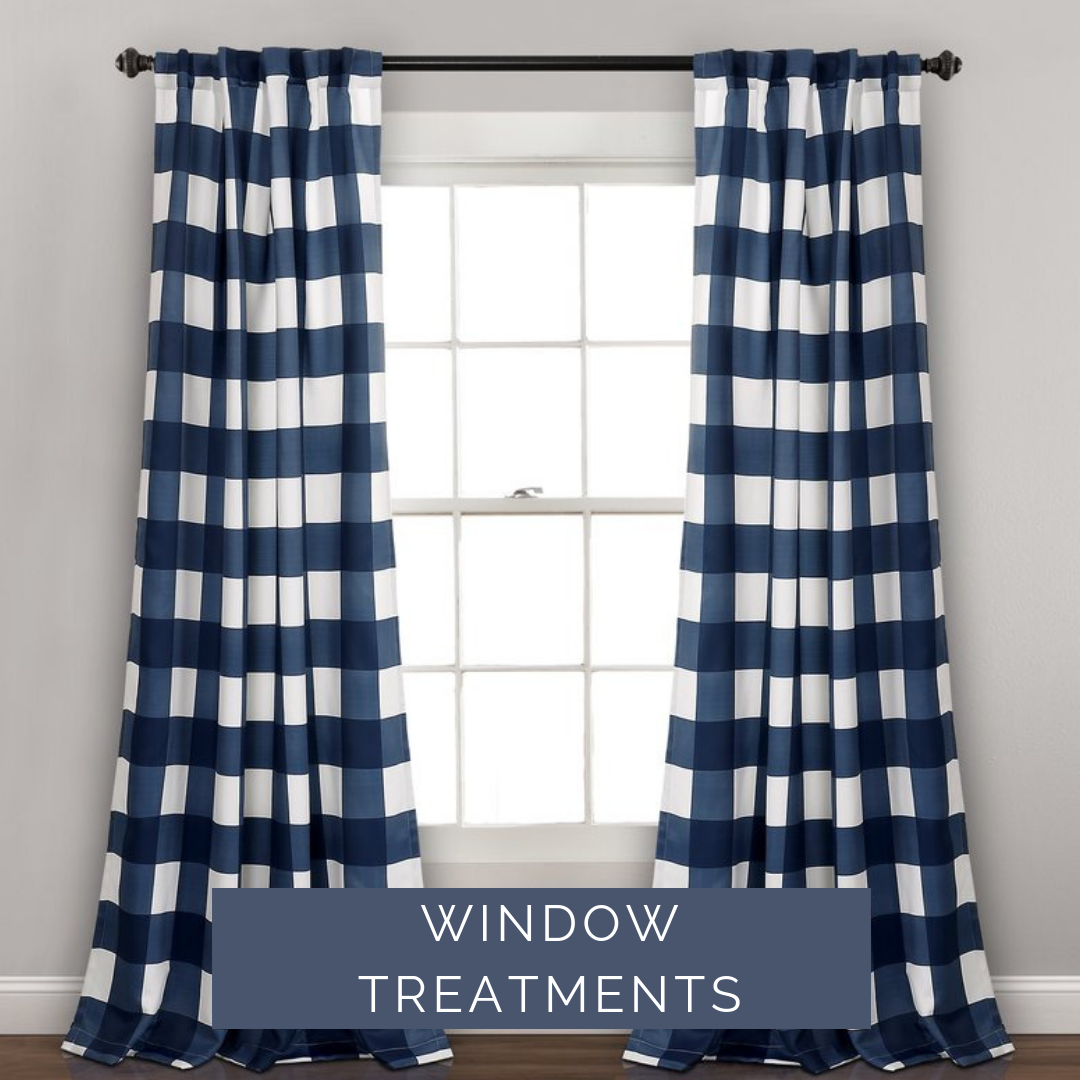 AFFORDABLE WINDOW TREATMENTS
