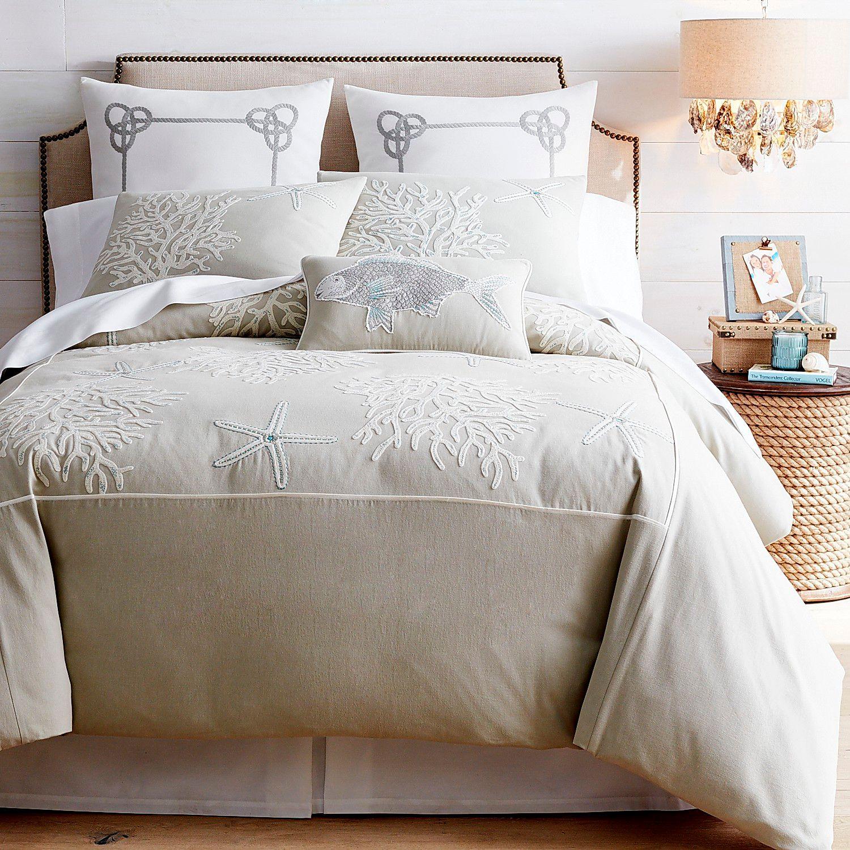coastal bedroom decor on a budget