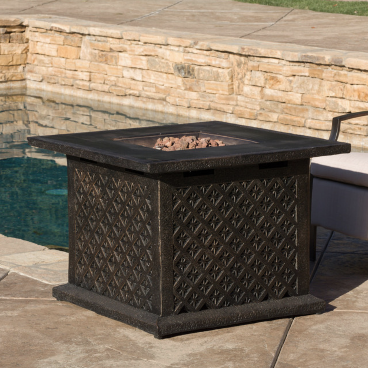 firepit for Fall