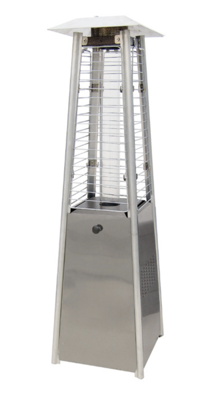 enjoy your outdoor areas in crisp weather with a patio heater on sale