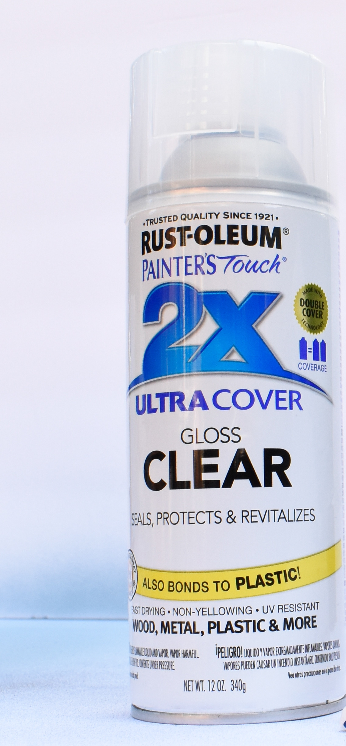 high gloss clear lacquer for professional looking finish