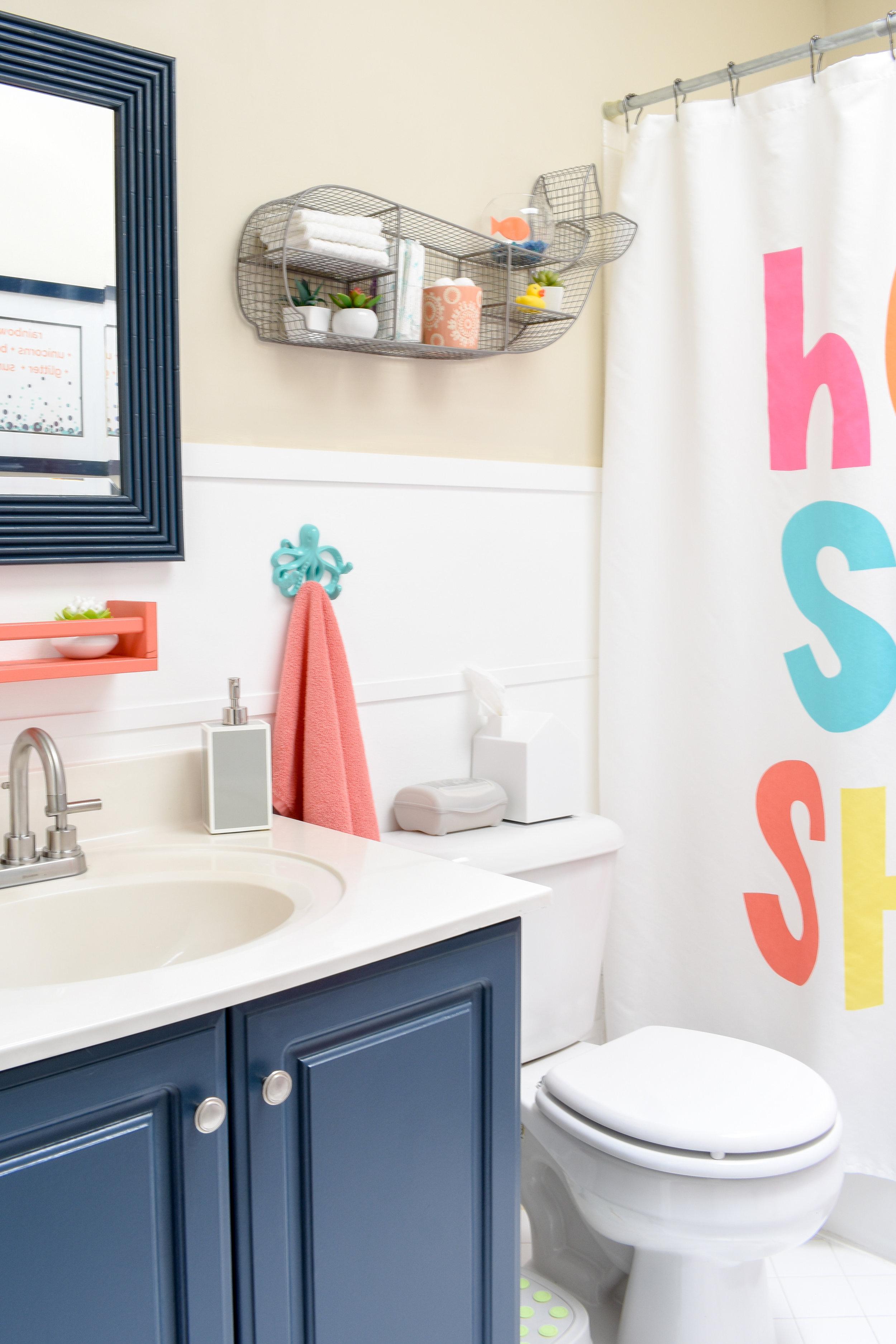 Little Boy Bathroom Decor Image Of Bathroom And Closet