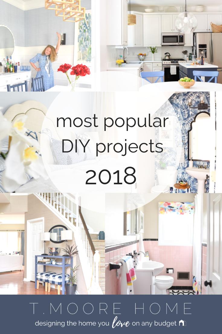 best DIY tutorials 2018