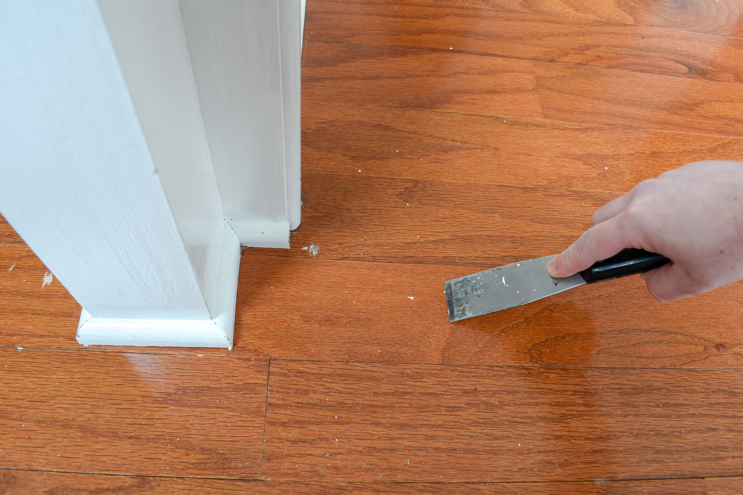 how to make your hardwood floors look new again with these simple cleaning and repair methods