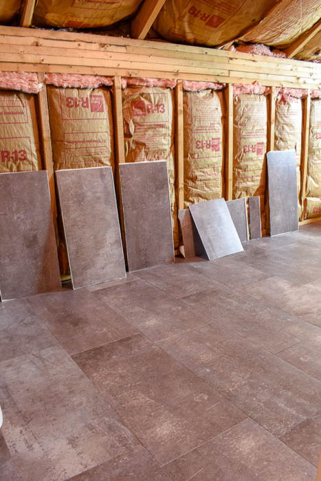 Tile Flooring DIY: I've used these tiles four times now. Here's my best advice for installing them.