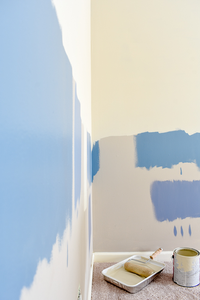 Paint Color Options: Here's a designers tips for choosing exactly the right color to paint your walls.