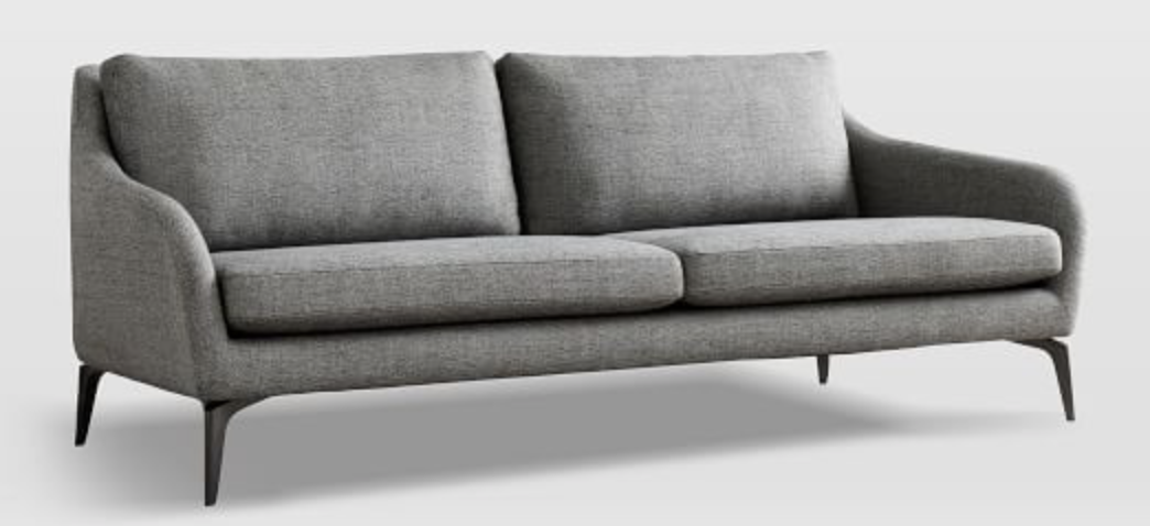 Memorial Day sofa sales - west elm