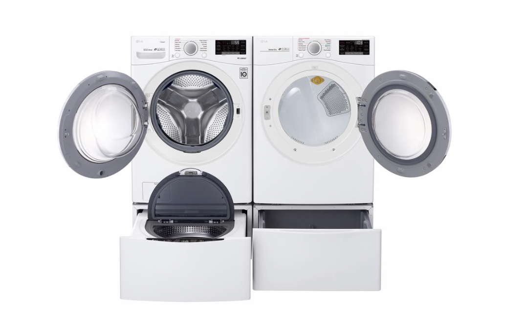 Memorial Day appliance sales - washer and dryer