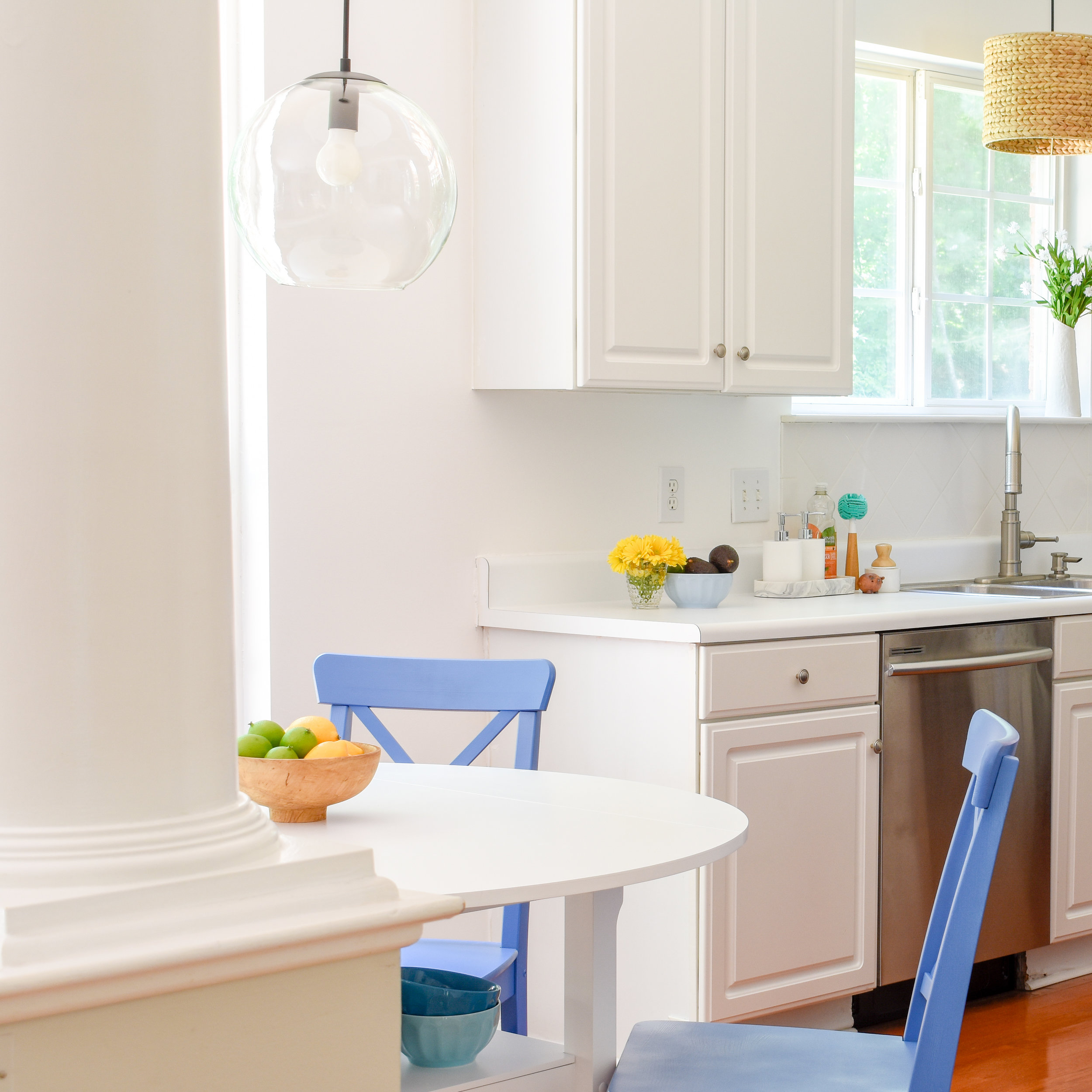 Colorful Kitchen Updates for Summer