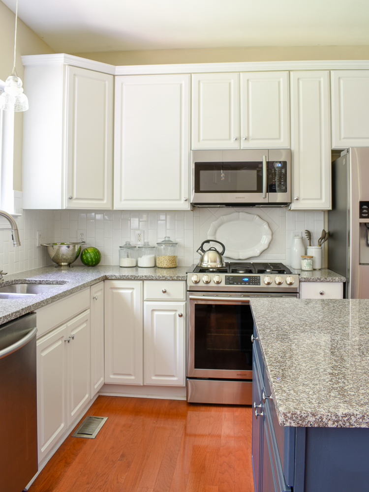 Kitchen Remodel for under $5k! Here's how we did it!