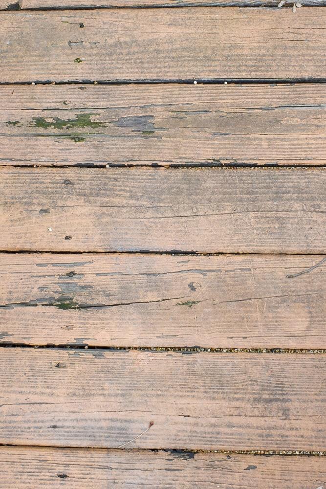 deck resurfacing before