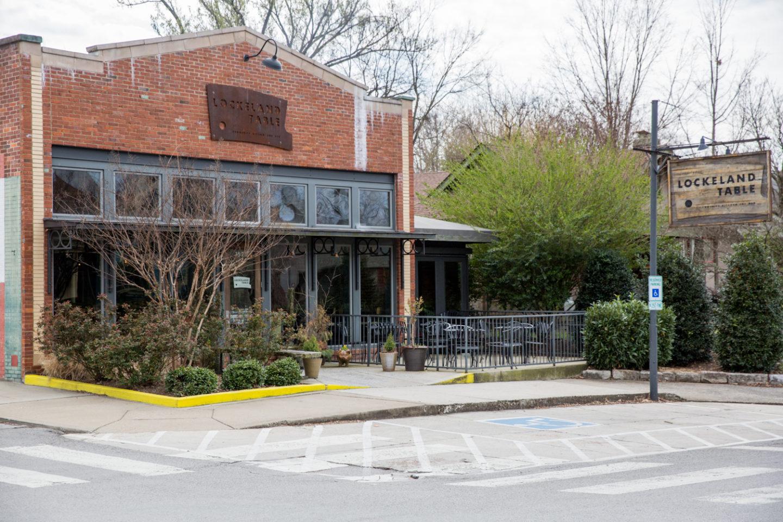 my favorite restaurant,  Lockeland Table , is now only blocks away from my front door!