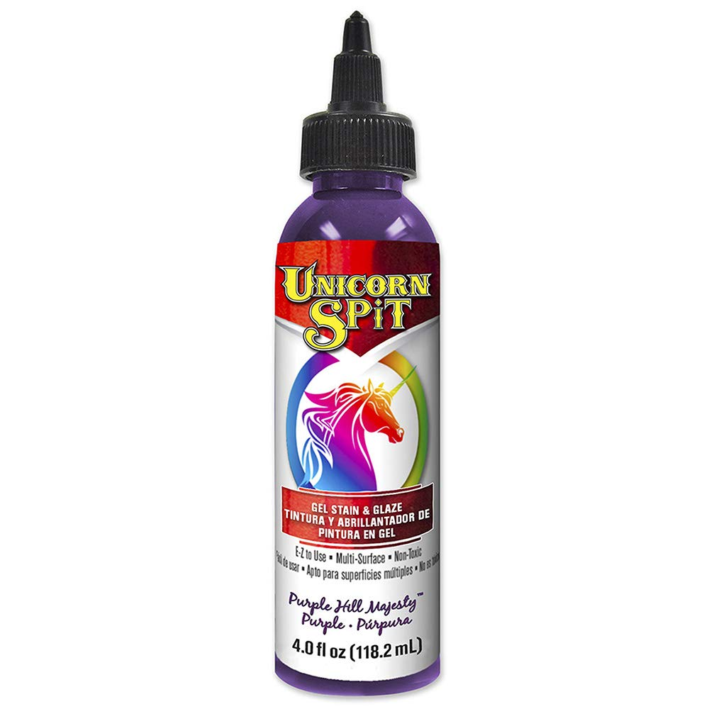 unicorn spit purple
