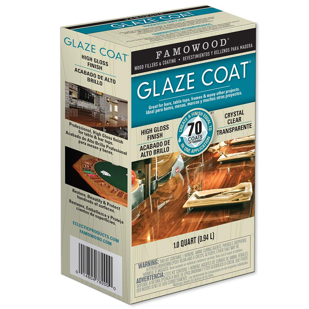 glaze coat resin