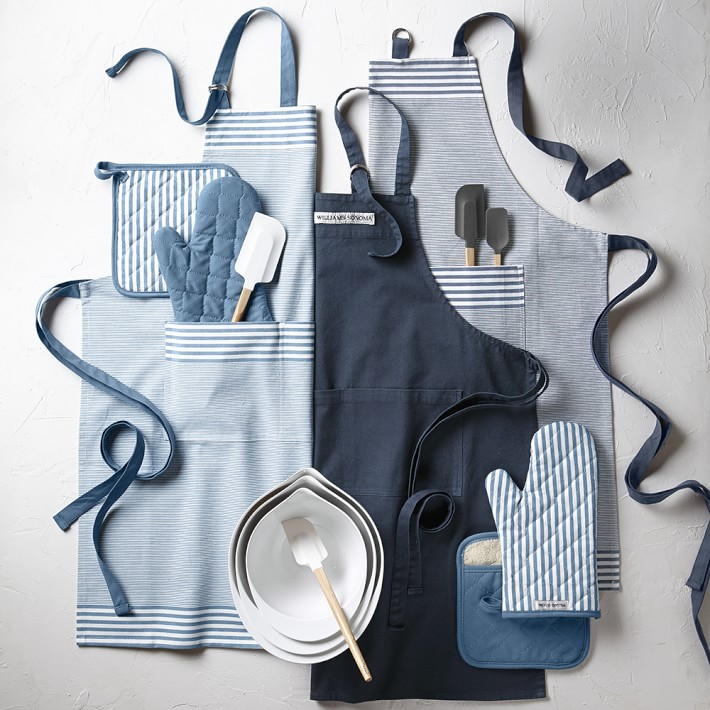 adult aprons from Williams Sonoma