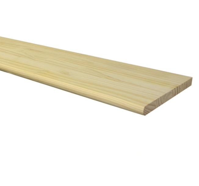 installing wood stair tread