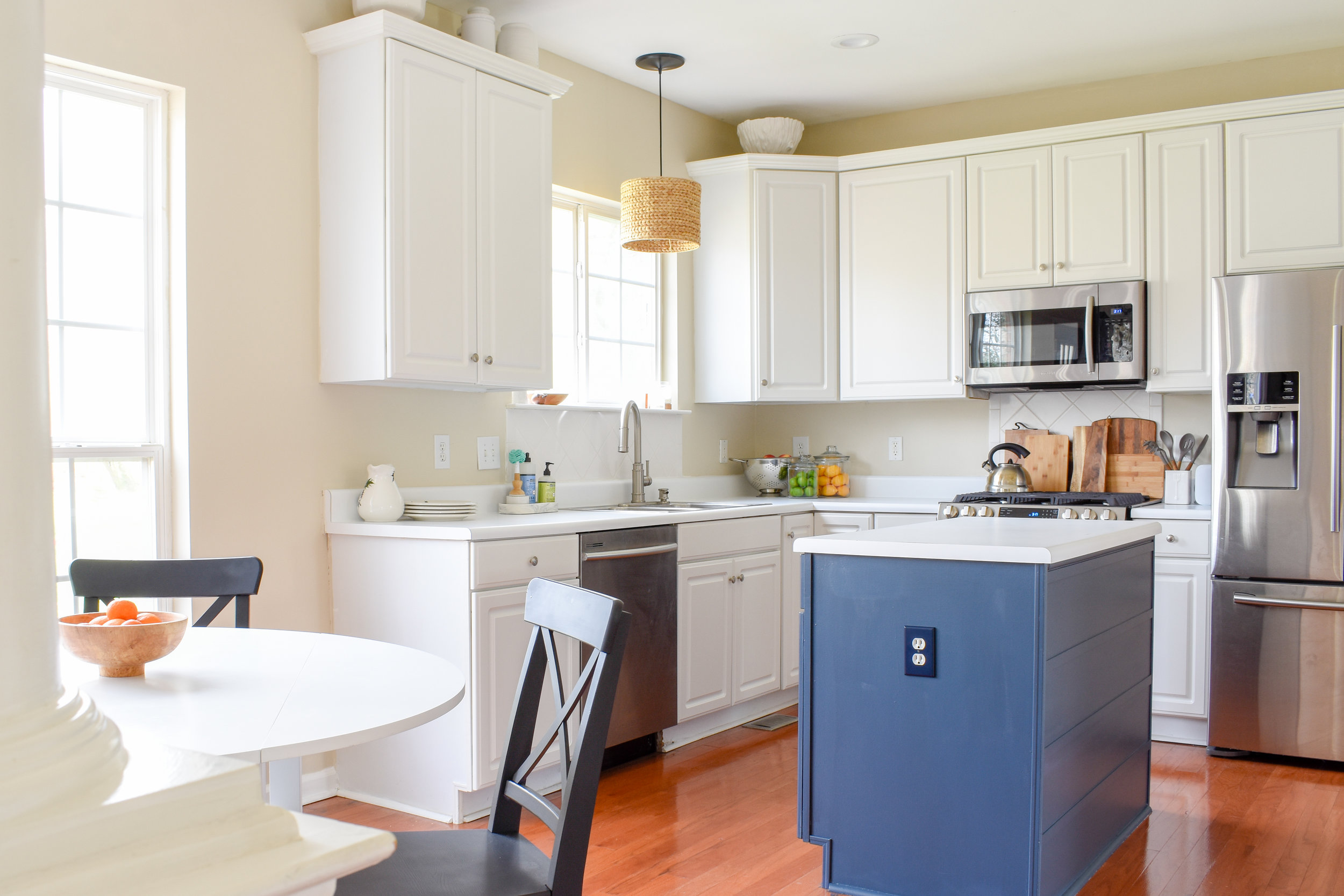 What can you do with $5,000 when renovating a kitchen? A lot.