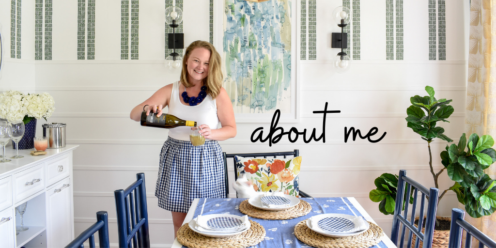 About Teri Moore, the interior designer behind the T Moore Home Blog