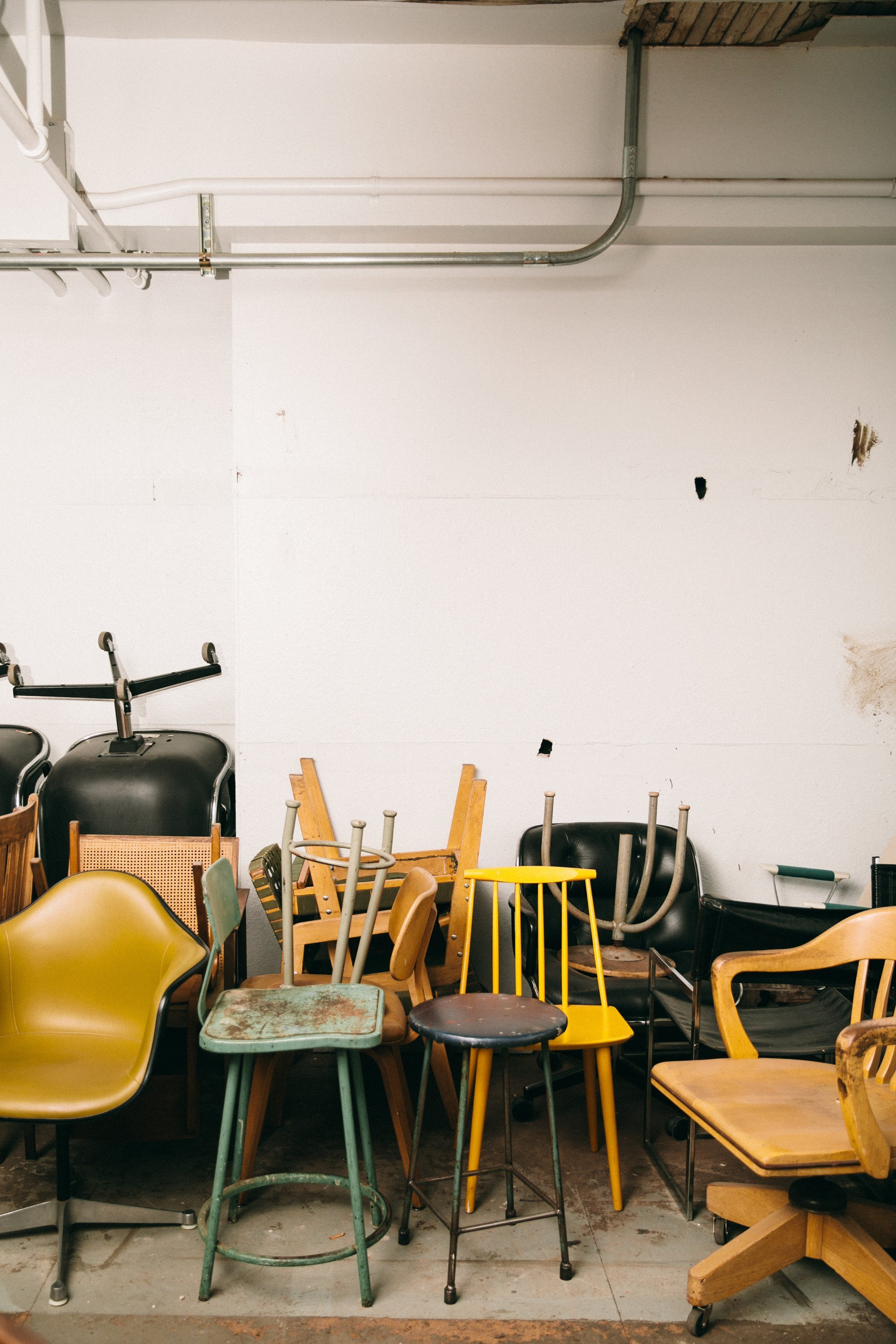 Schoolhouse Style - Inside the factory of this modern industrial lighting and home decor company.
