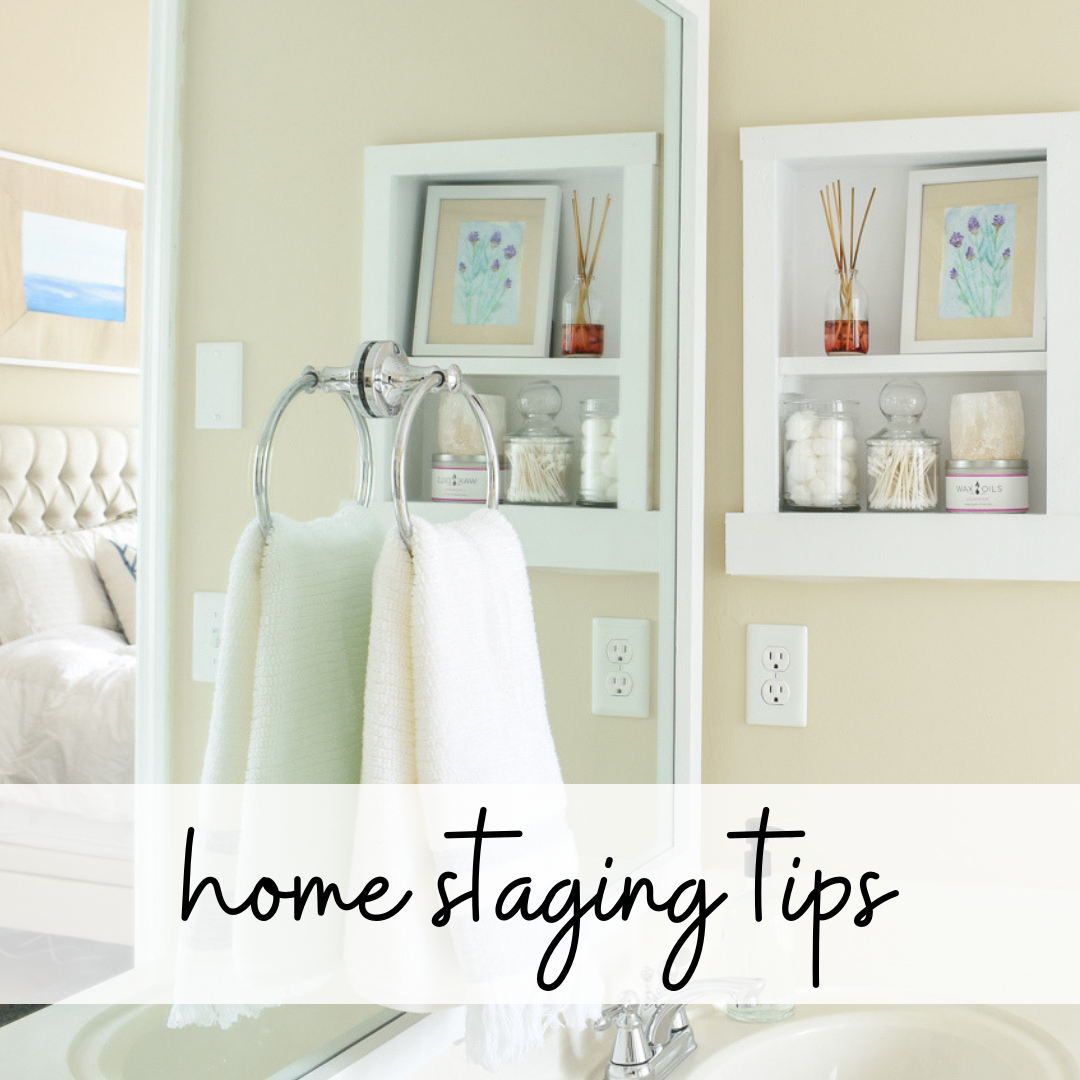 easy staging techniques for selling your home