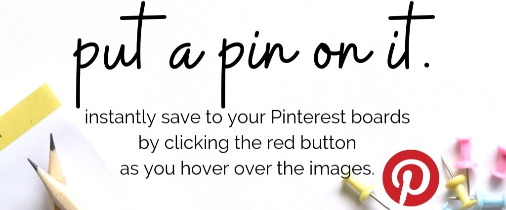 how to save schoolhouse lights to your Pinterest boards