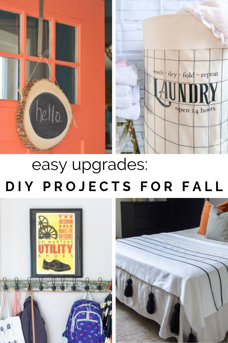 DIY home decor crafts and ideas #diyhomedecor #decorprojects #laundryroom #falldecor #builditcheaper