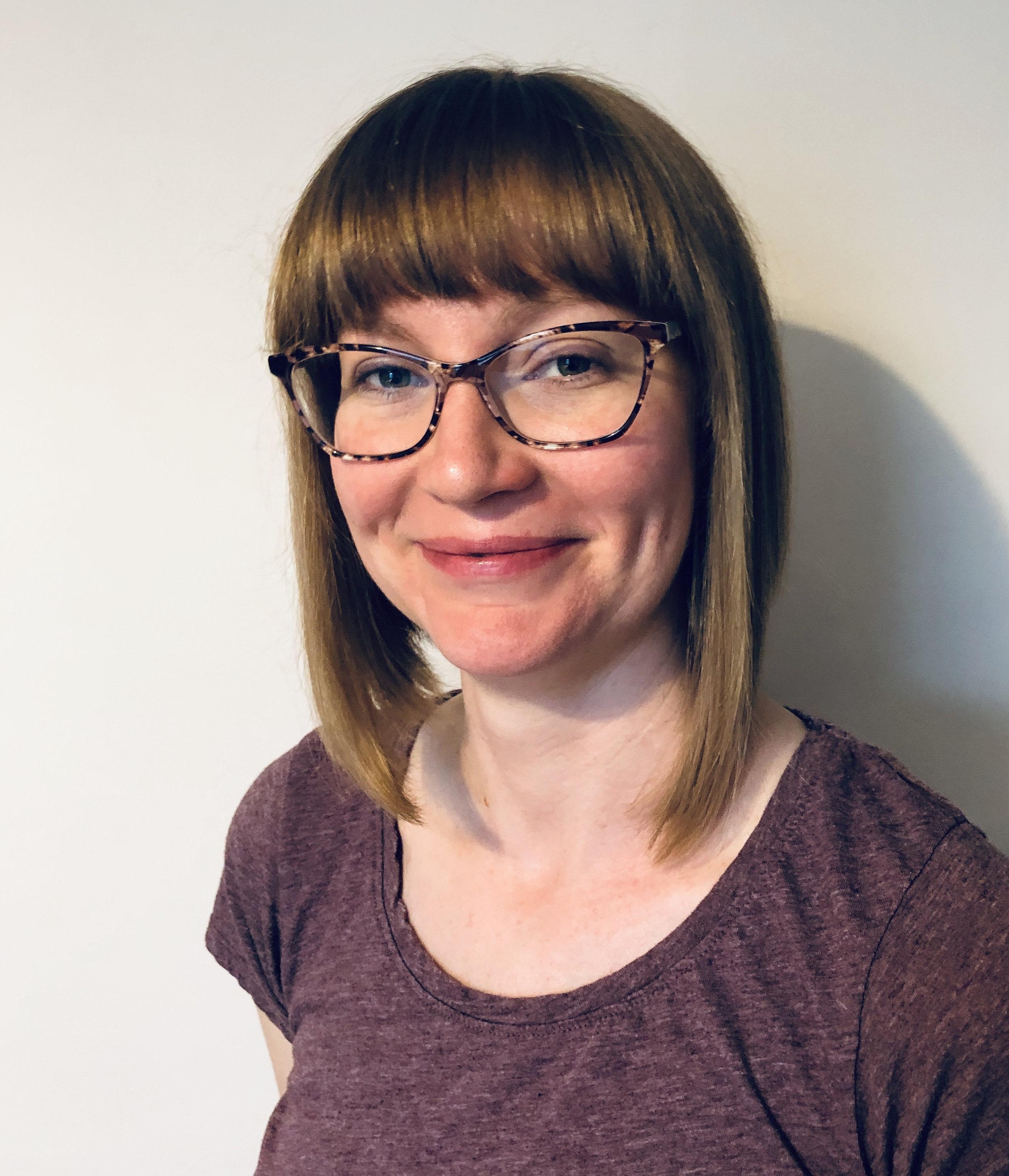 Samantha McCormick -