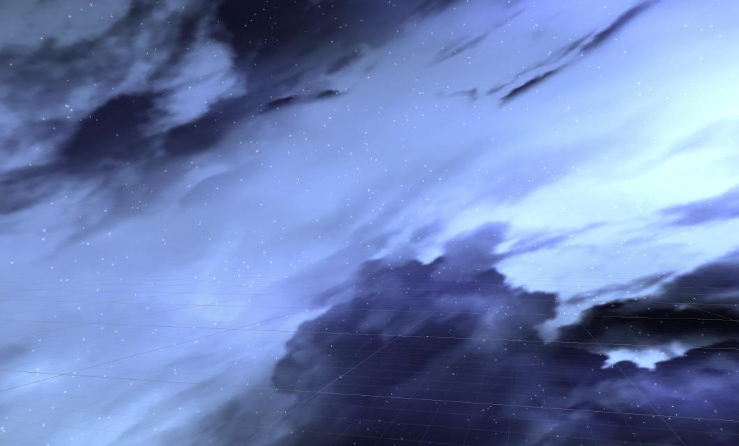 Skybox 2 (blend value = 1)