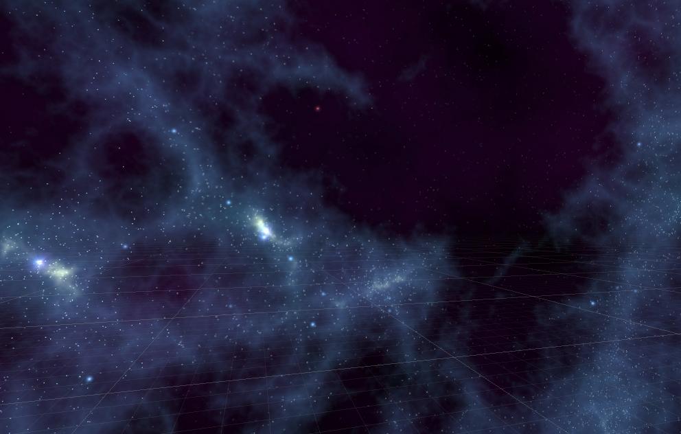 Skybox 1 (blend value = 0)