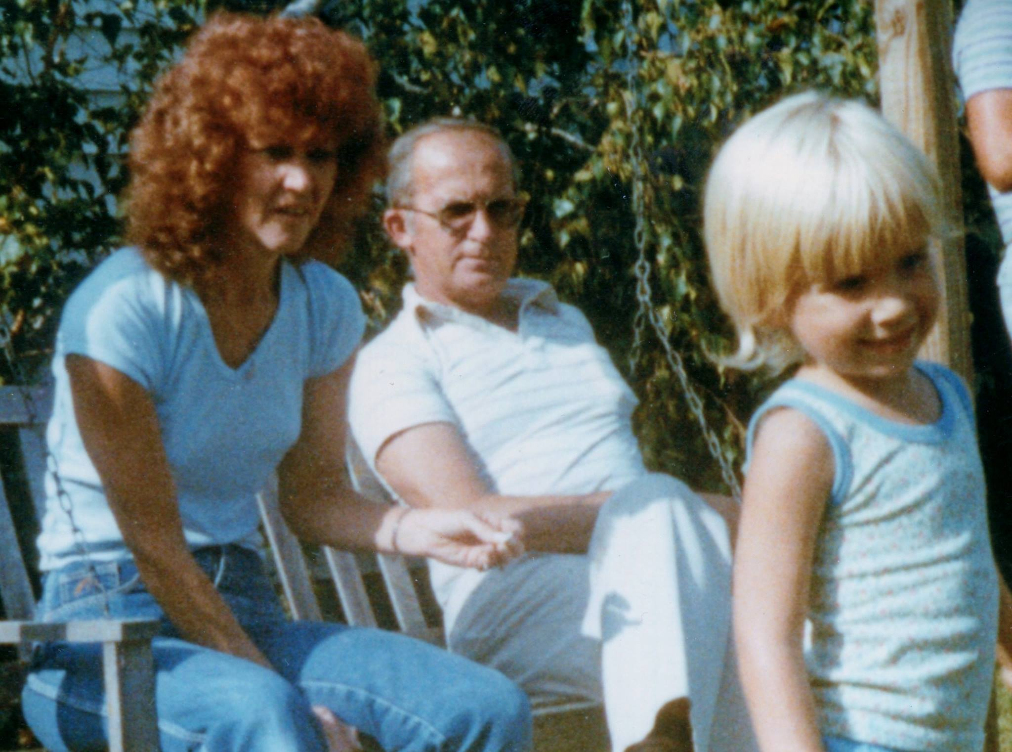 Mom Mom, Pop & Me - summertime in the 80's
