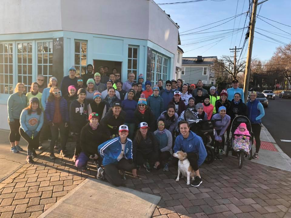 Fueled by Doughnuts Group Run