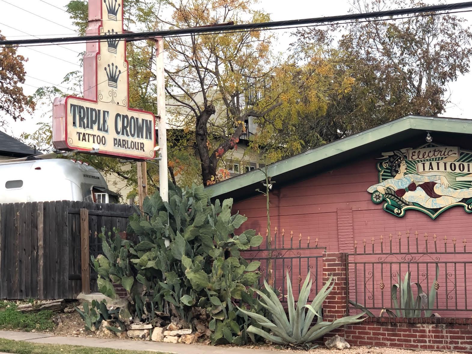 Austin, TX: Cacti, Airstreams & Tattoos, oh my!!!